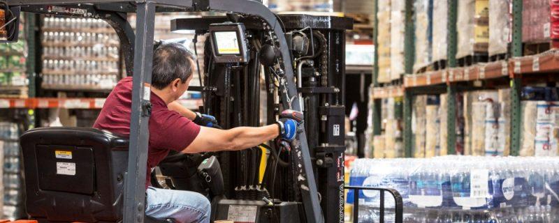 Автоматизация работы складов