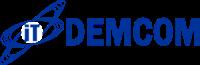 Логотип Demcom-IT