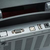 Интерфейсы настольного принтера Honeywell PC42t
