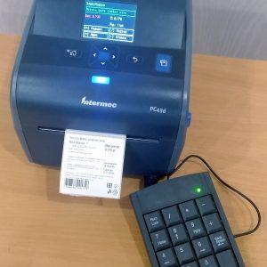Улучшена работа с цифровым блоком в комплексе Весы-принтер