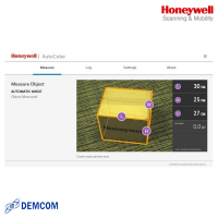 Измеритель габаритов Honeywell Autocube 8200