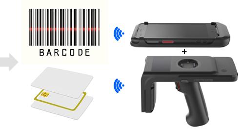 Honeywell IH25 RFID-рукоятка