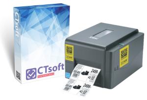 TSC + ПО CTSoft Маркировка